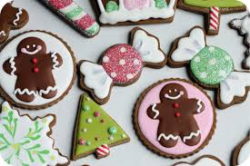 decorated cookie xmasblor
