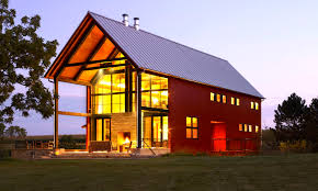 house plans that look like old houses old shabby barn is reborn as a stunning near net zero modern home