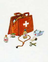 easy doctor u0027s bag craft with construction paper