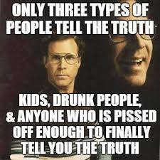 Truth Meme - only 3 people say truth funny pictures quotes memes funny