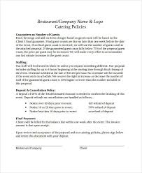 business proposal format 7 free pdf word documents download