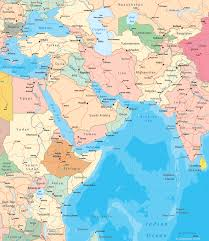 Pakistan On Map Of World by Asia Maps Of Countries Atlas