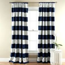 light blue striped curtains blue and white curtains blue and white chenille striped curtains