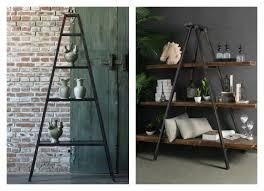 Diy Ladder Bookshelf A Frame Ladder Bookcase Frame Decorations