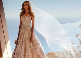gold wedding gown gold wedding inspiration david s bridal