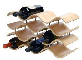Free Wood Wine Rack Plans by Free Standing Wine Racks Kitchen And Dining Lifestyle