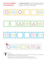 pattern worksheets and pattern activities sparks