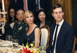 ivanka trump won chinese trademarks the same day she dined with