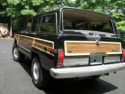 jeep wagoneer lifted 1989 jeep wagoneer information and photos momentcar