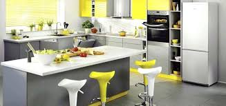 yellow and grey kitchen ideas grey and yellow kitchen medium size of kitchen walls with oak