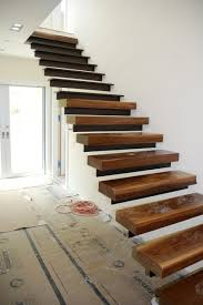 walnut stairs traditional staircase san francisco by