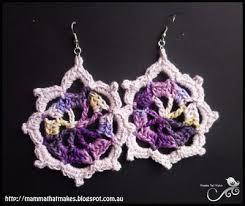 Knitted Chandelier Earrings Pattern The 25 Best Crochet Earrings Pattern Ideas On Pinterest Crochet