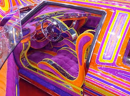 Car Interior Upholstery Fabric 10 Wild Lowrider Car Interiors