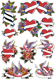 free heart tattoo designs free download clip art free clip art
