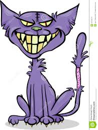 spooky halloween clipart halloween zombie cat cartoon illustration stock images image