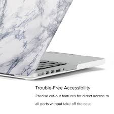 macbook pro 13 retina case gmyle hard case print frosted white
