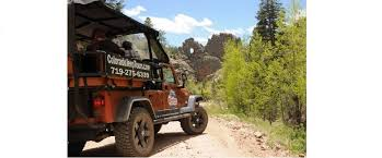 whitewater rafting and four wheeling tour package raft masters