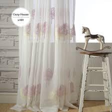 rideau pour chambre d enfant enfants tulle rideaux pour chambre d enfants arbre feuille