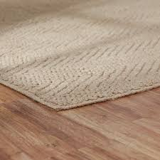 Wood Area Rug Three Posts Honesdale Woven Ivory Beige Area Rug Reviews