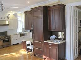 white kitchen cabinets with wood crown molding braga woodworks kitchen cabinetry with crown moulding