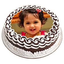 photo cake delicious chocolate photo cake same day midnight delivery