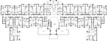 senior housing floor plans assisted living floor plans on for retirement home design new