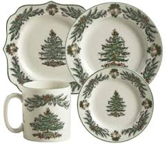 discontinued spode tree garland dinnerware