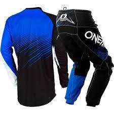 cheap motocross boots new oneal 2018 mx element black blue jersey pants cheap motocross