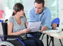 what are the different types of financial help for handicapped
