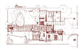 Case Study Houses Floor Plans by Case Study House 22 Floor Plan