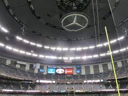 mercedes dome inside pic of superdome roog picture of mercedes superdome