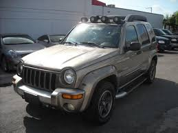 03 jeep liberty renegade 2003 jeep liberty renegade 2wd jeep colors