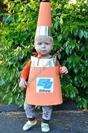 Coolest Toddler Halloween Costumes Coolest Homemade Traffic Cone Toddler Halloween Costume 6 21426208