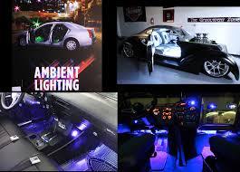 Car Interior Leds Ambient Lighting Interior Lighting Kit Indirect Light For Cars