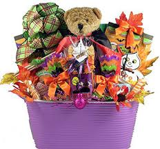 Gift Baskets For Kids 15 Halloween Gift Baskets U0026 Bags For Kids U0026 Adults 2017 Gift