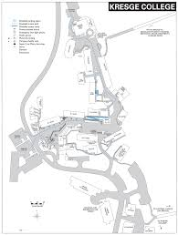 Ucsc Map Kresge College Transfer Housing Guide