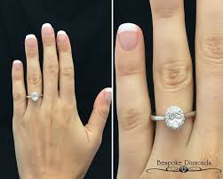 oval cut engagement rings vr1016 oval cut halo ring bespoke diamonds