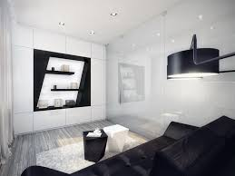cool black and white living room decoration ideas likable black