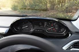 peugeot 2 door dashboard peugeot 208