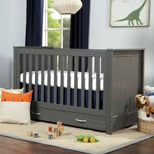 cribs that convert to twin beds crib conversion delta children white grey 4 in 1 crib room crib