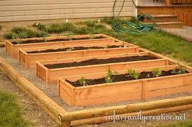 lovable raised bed garden boxes 17 best ideas about raised garden