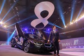 Bmw I8 Ground Clearance - bmw i8 hybrid sports car launch in india