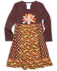 find the best deals on bonnie jean turkey thanksgiving dress 4 6