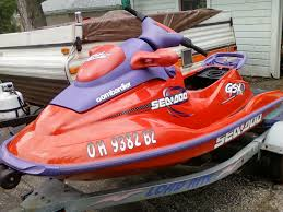 dont be afraid of a little oxidation on your paint seadoo forums