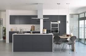 grey painted kitchens u shape kitchen cabinet unique pendant lamp