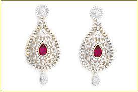 Chandelier Earrings India Indian Chandelier Earrings Home Design Ideas