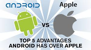 why are androids better than iphones android vs apple ios top 5 reasons android is better than apple
