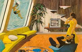 1963 Home Decor by Retropedia A Look At Style And Design Through Time Atomic Age