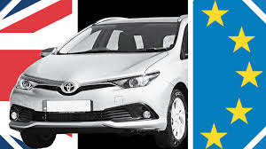 nissan finance jobs sunderland toyota and nissan take different roads to brexit