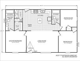fleetwood mobile home floor plans eagle 28443s fleetwood homes